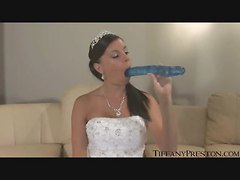 Wedding, Bride creampie at wedding