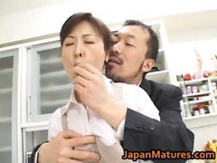 Asian, Mature, Asian mature lactating
