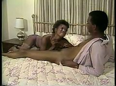 Black, White girl sucks black cock