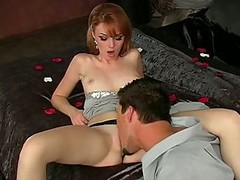 Redhead, Its too big for my ass please stop redhead small tits atm