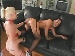 Rough, Slave in extreme rough domination video