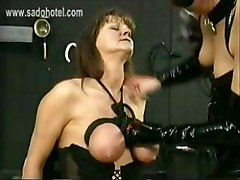 Latex, Mask, Slave, Girl tastes her own asshole mask