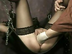 Slave, Tied, Tied sucked