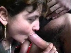 Housewife, Wife, Threesome, Lesbian threesome spittinglesbian face spitting