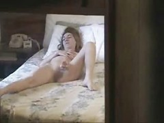 Masturbation, Caught, Hidden, Caught masturbating by mom