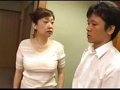 Asian, Japanese, Mom, Uncensored japanese mom and son porno