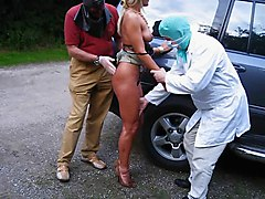 Dogging, Hot creampie