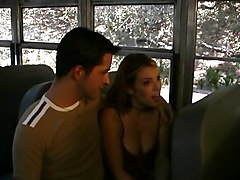 Bus, Mdma drunk wasted couple