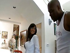 Lisa ann horny housewife in dress seducing younger guy