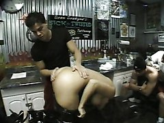Tattoo, Forest gangbang creampie