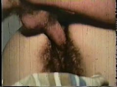 Hairy, Vintage, French vintage gynecologist