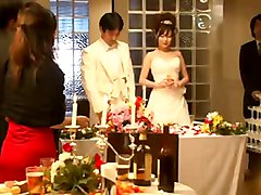 Emo, Bride, Japanese father in law fucked sons bride