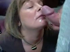 Blowjob, Mature, College blowjob