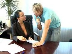 Office, Big Tits, Japanese anal doctor