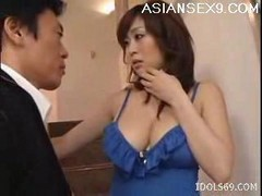 Asian, Japanese, Big Tits, Uncensored japanese