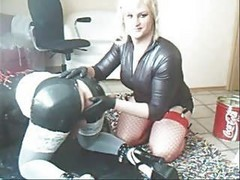 Amateur, Rubber, Doll, Fisting, Rubber boots feet