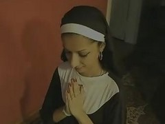 Indian, Nun, Swallow, First time swallows