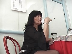 Mature, Arab fat woman fuck